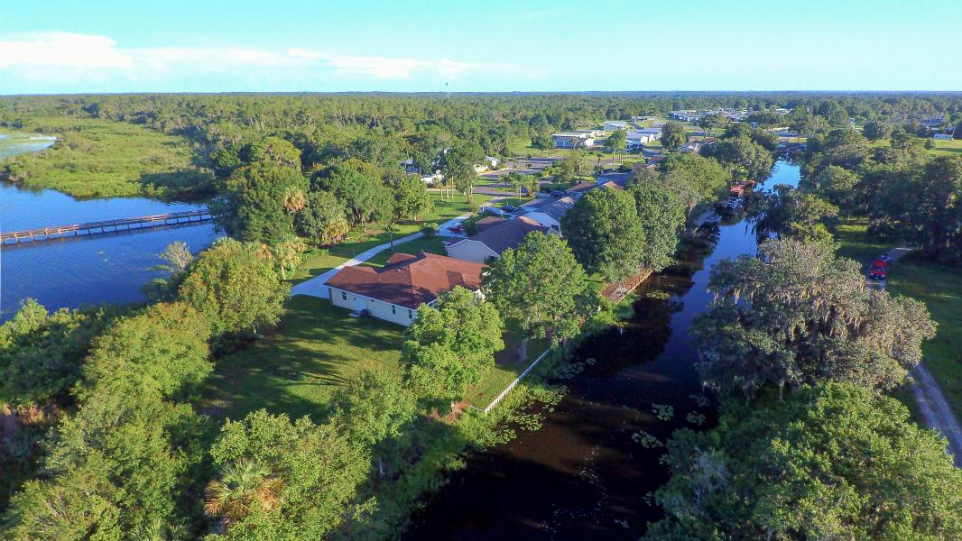 Drone Photo Lake Wales FL
