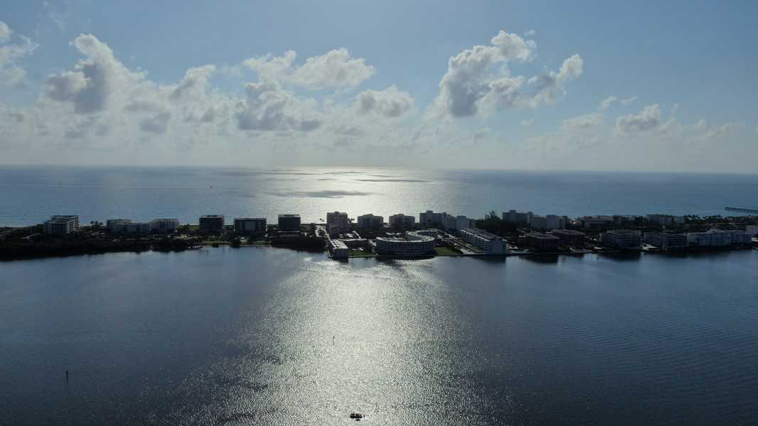 Drone Photo Lake Worth FL