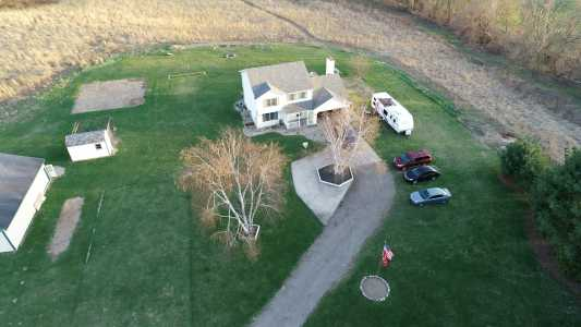 Drone Photo Lakeville IN