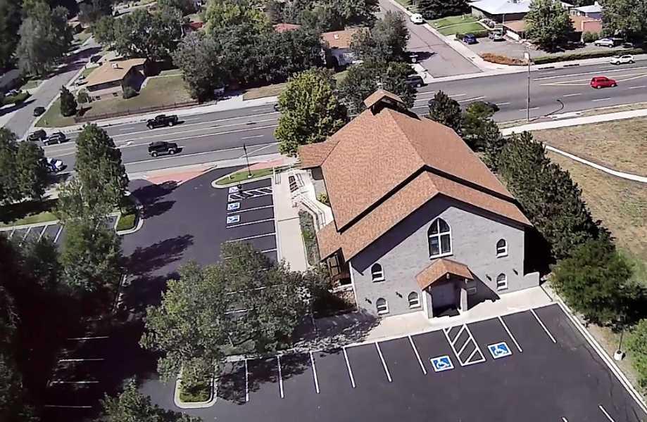 Drone Photo Lakewood CO