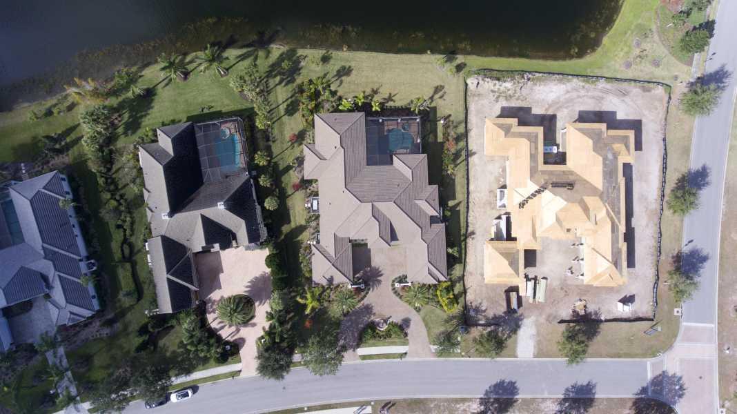 Drone Photo Lakewood Ranch FL