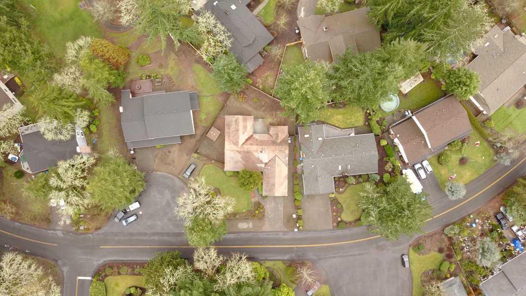 Drone Photo Lakewood WA