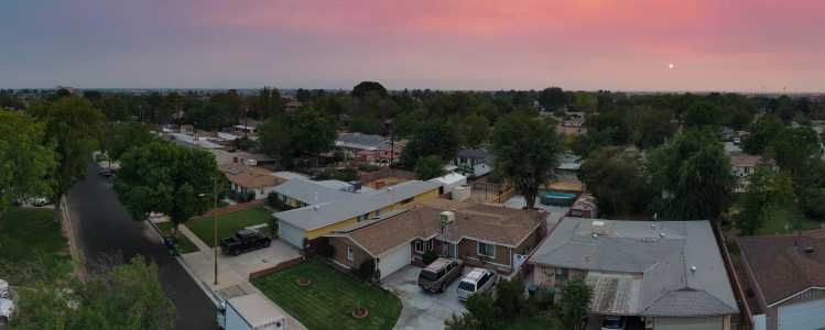 Drone Photo Lancaster CA