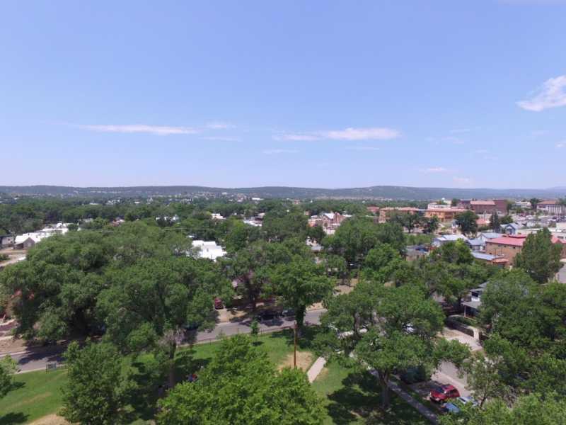 Drone Photo Las Vegas NM