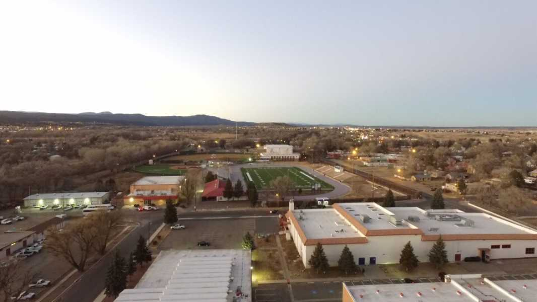 Drone Photo Las Vegas NM