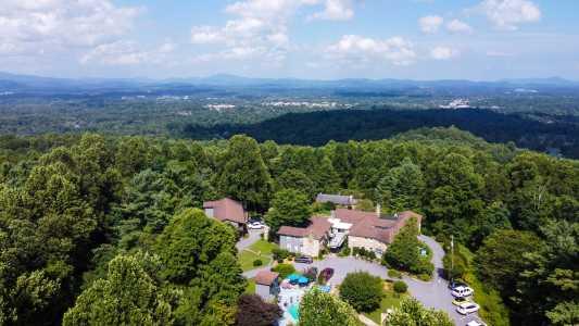 Drone Photo Laurel Park NC
