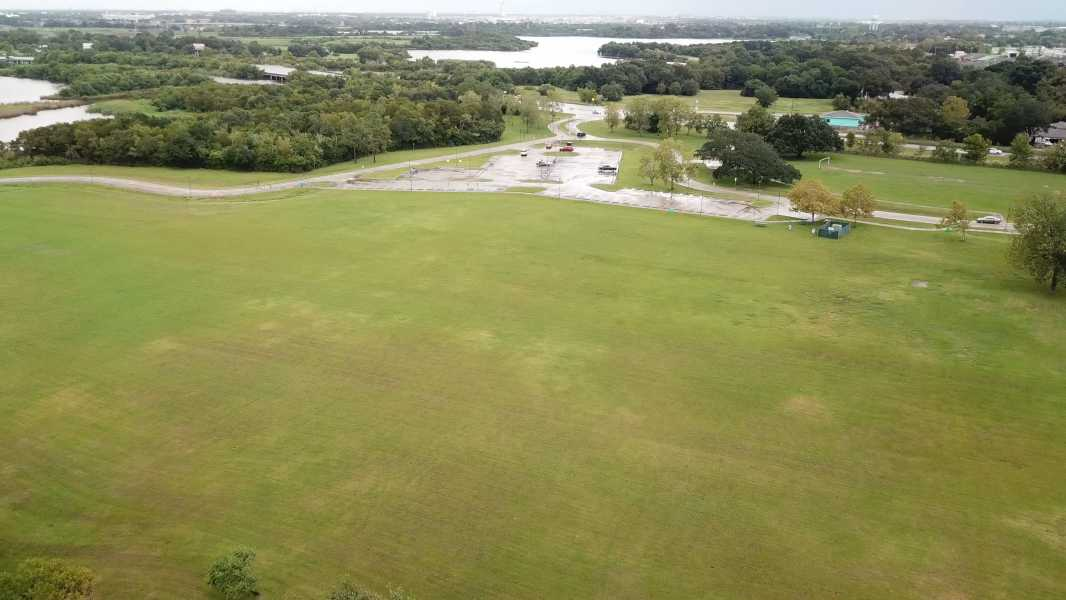 Drone Photo League City TX