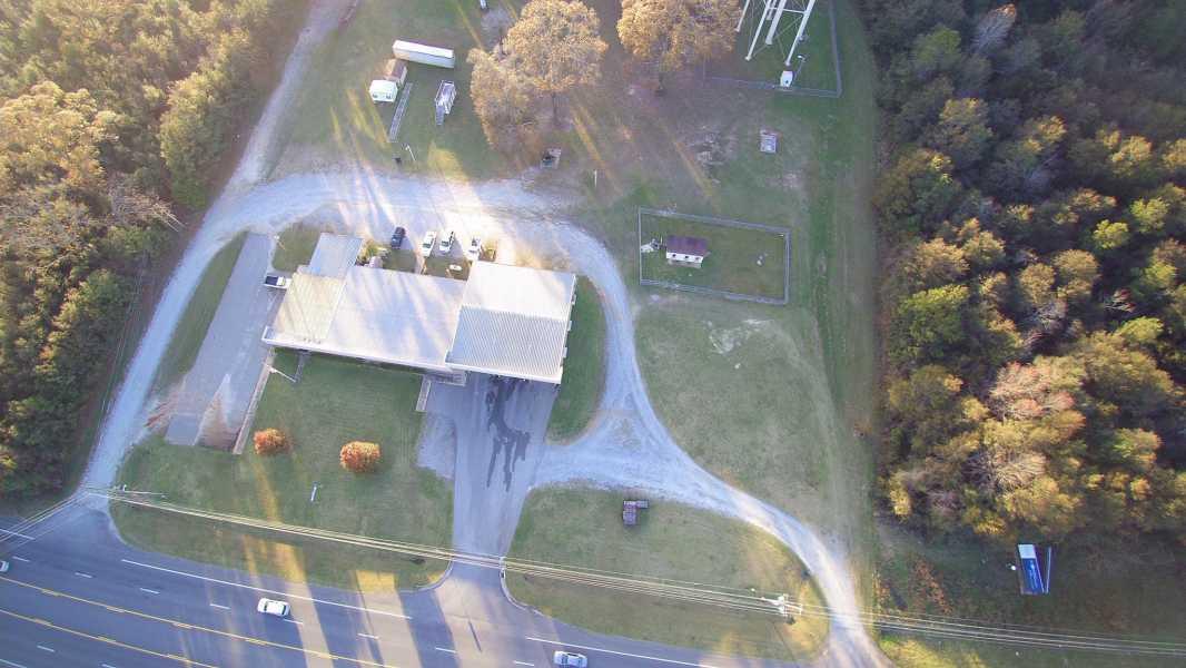 Drone Photo Lee County GA