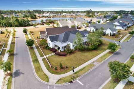 Drone Photo Leland NC