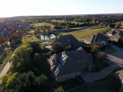 Drone Photo Lewisville TX