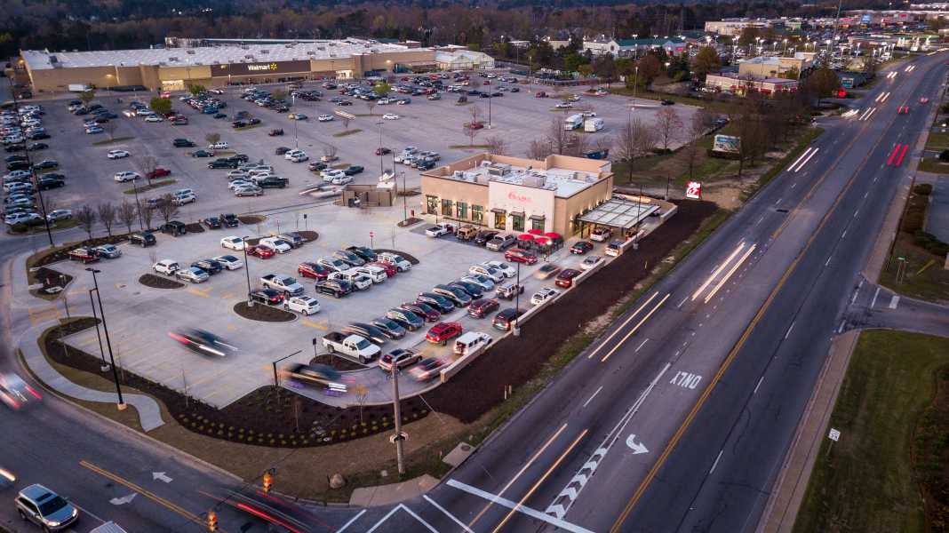 Drone Photo Lexington SC