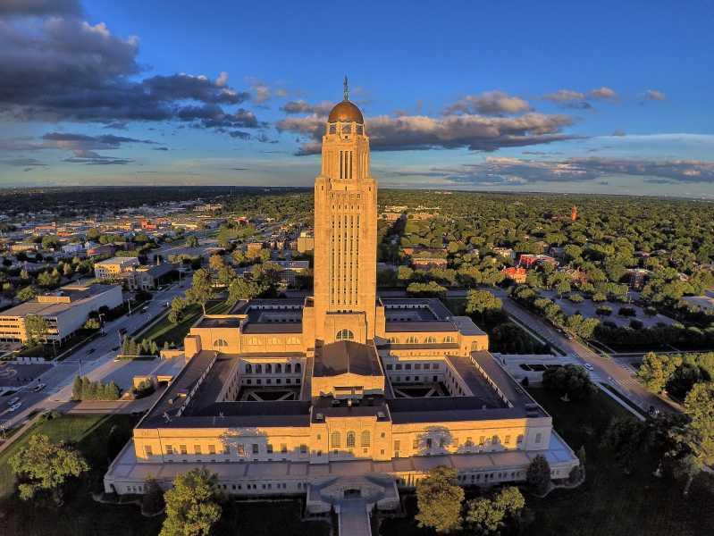 Drone Photo Lincoln NE
