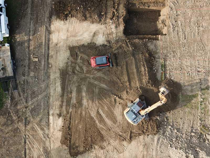Drone Photo Litchfield OH