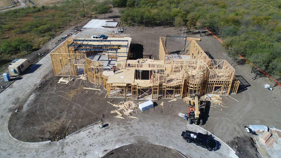 Drone Photo Little Elm TX