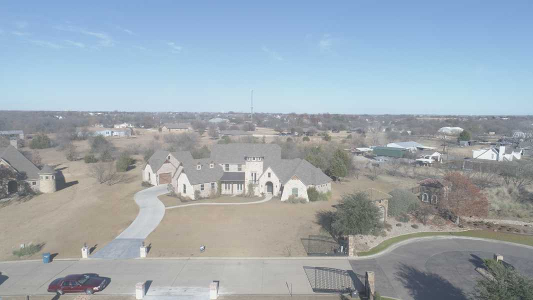 Drone Photo Little Elm TX