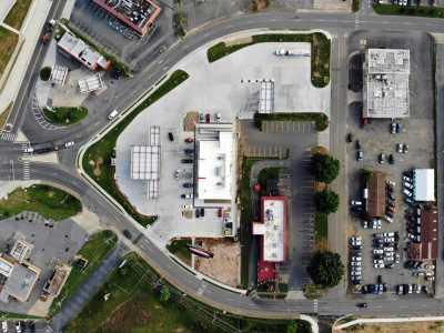 Drone Photo Little Rock AR