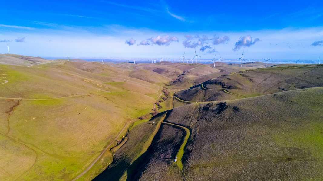 Drone Photo Livermore CA