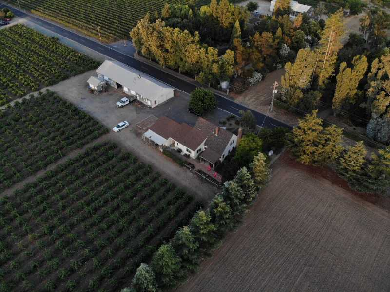 Drone Photo Lodi CA