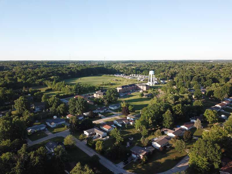 Drone Photo Lodi OH