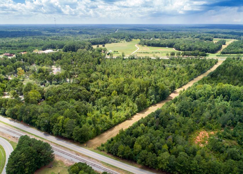 Drone Photo Loganville GA