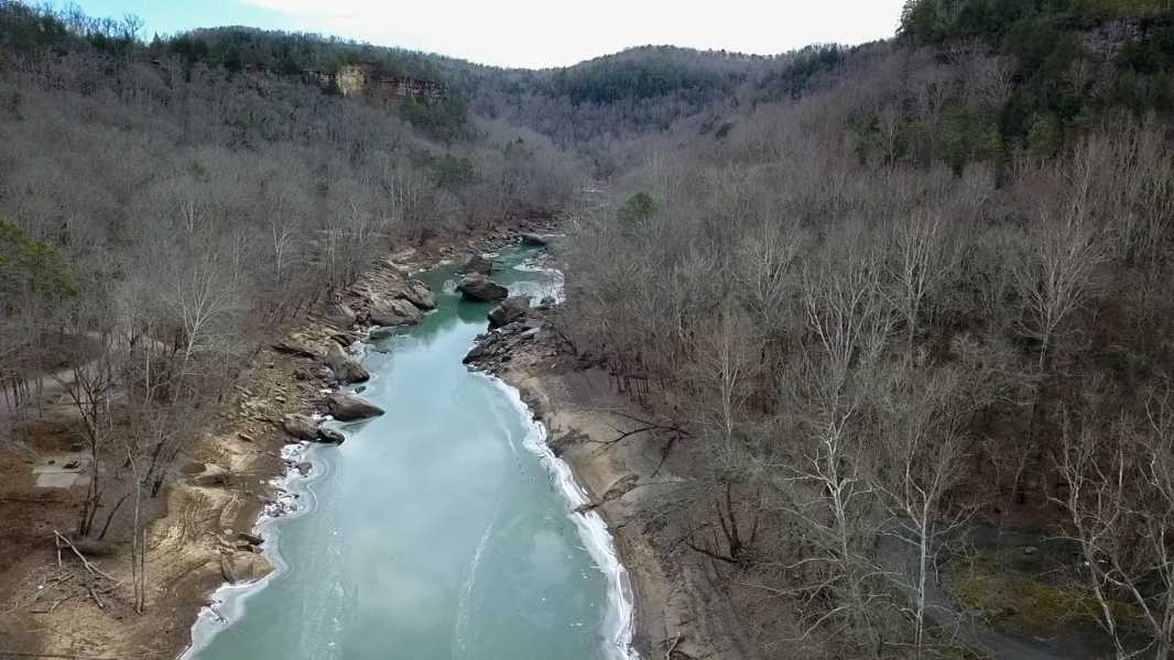Drone Photo London KY