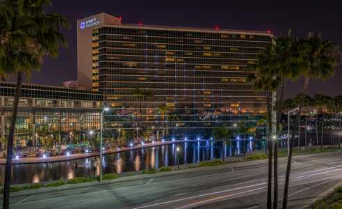 Drone Photo Long Beach CA