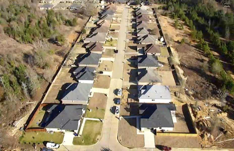 Drone Photo Longview TX