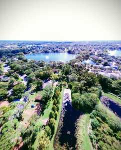 Drone Photo Longwood FL