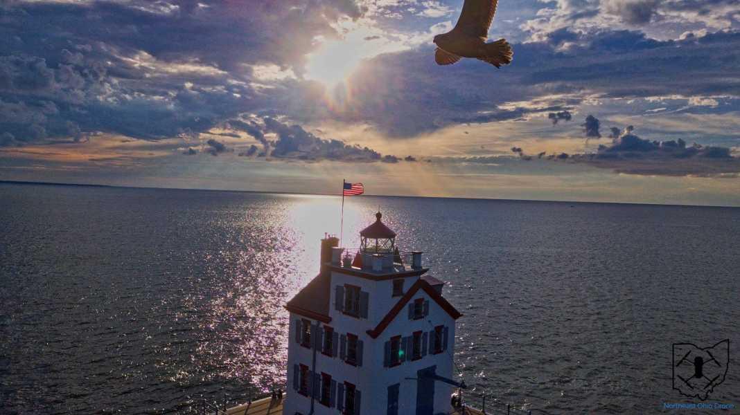 Drone Photo Lorain OH