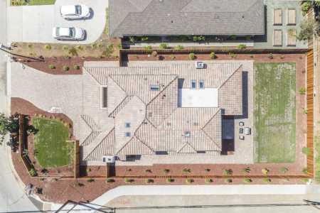Drone Photo Los Altos Hills CA