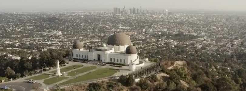 Drone Photo Los Angeles CA