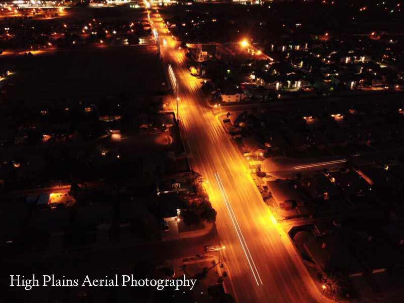 Drone Photo Lubbock TX