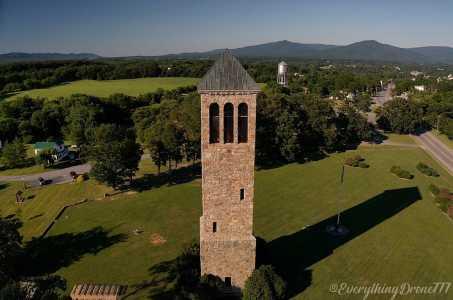 Drone Photo Luray VA