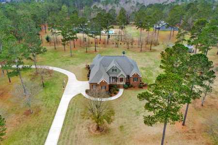 Drone Photo Madison GA
