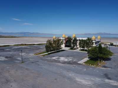 Drone Photo Magna UT
