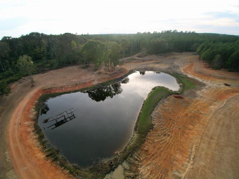 Drone Photo Magnolia MS