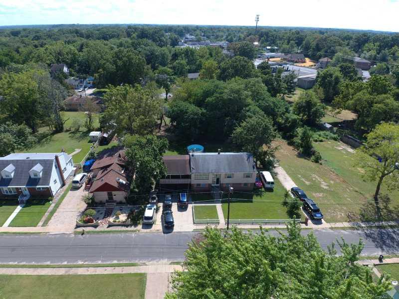 Drone Photo Magnolia NJ