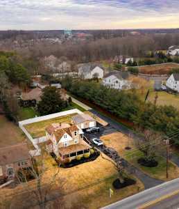 Drone Photo Mantua Township NJ