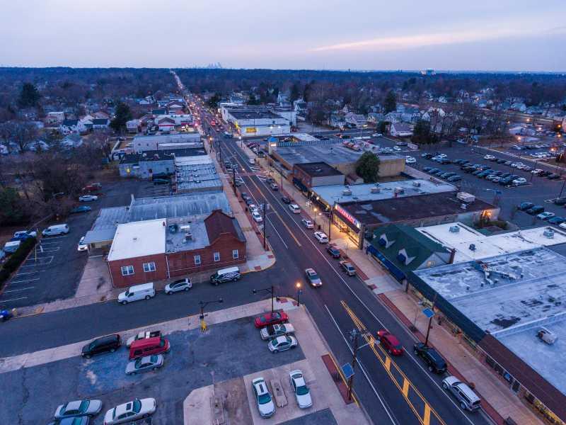 Drone Photo Maple Shade Township NJ