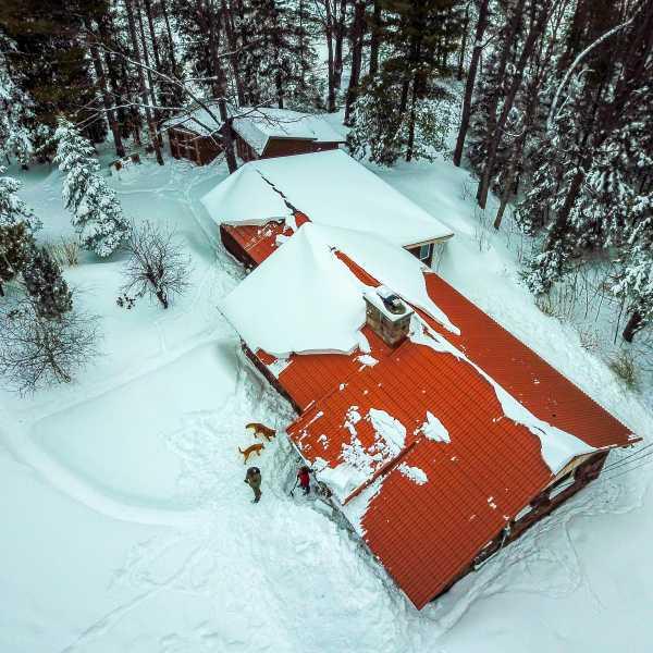 Drone Photo Marquette MI