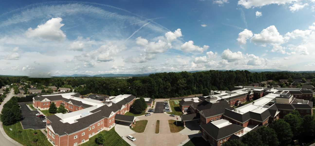 Drone Photo Maryville TN
