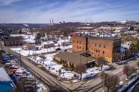 Drone Photo Masontown PA