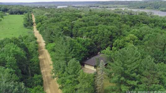 Drone Photo May Township MN