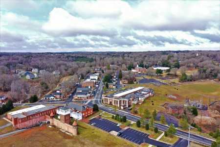 Drone Photo McAdenville NC