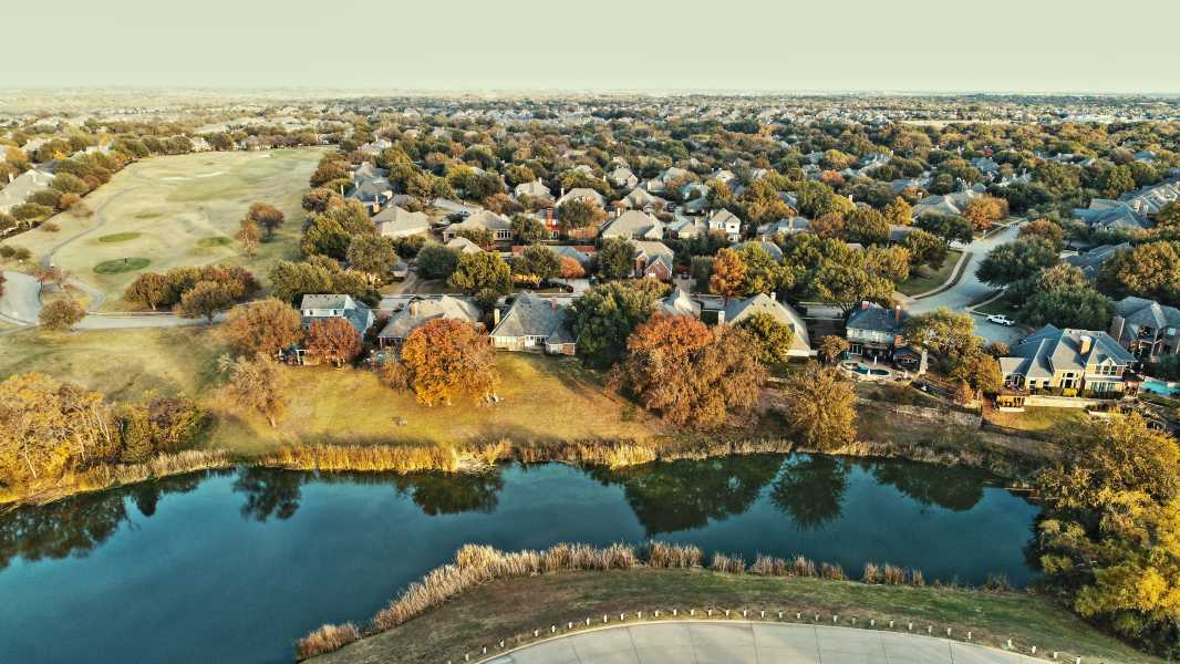Drone Photo McKinney TX