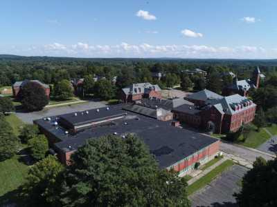 Drone Photo Medfield MA