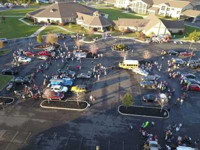 Drone Photo Medford NJ