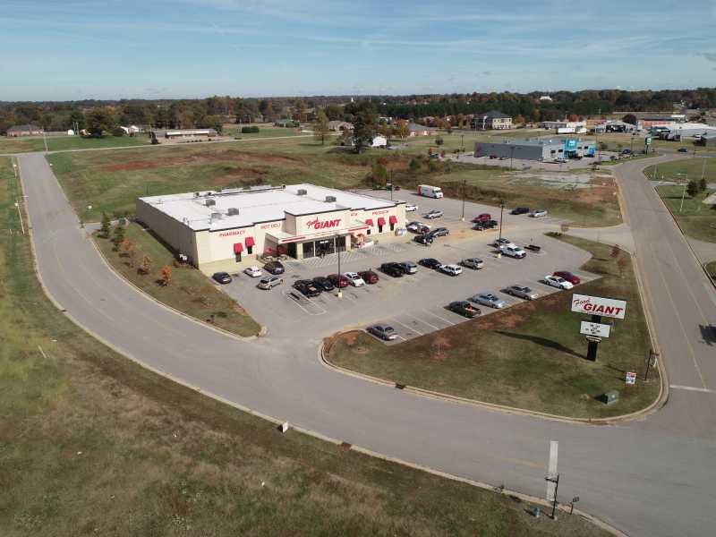 Drone Photo Medina TN