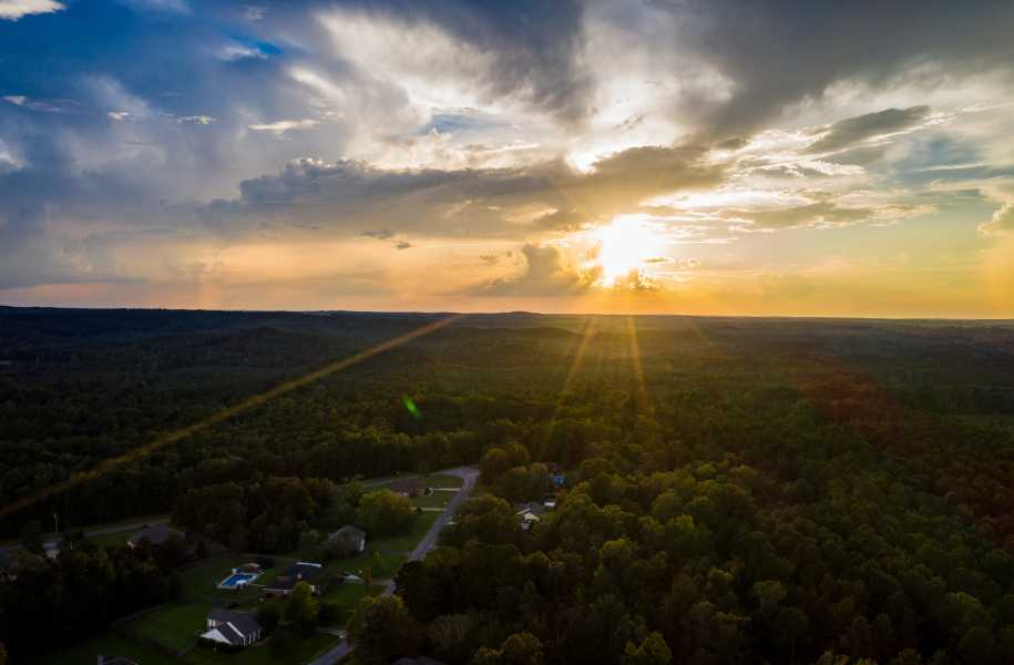 Drone Photo Meridian MS