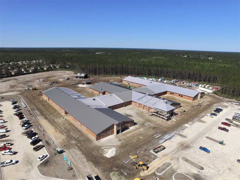 Drone Photo Middleburg FL
